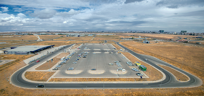EIA Airport Parking Lot Guide